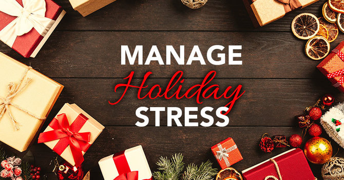 Manage Your Holiday Stress image