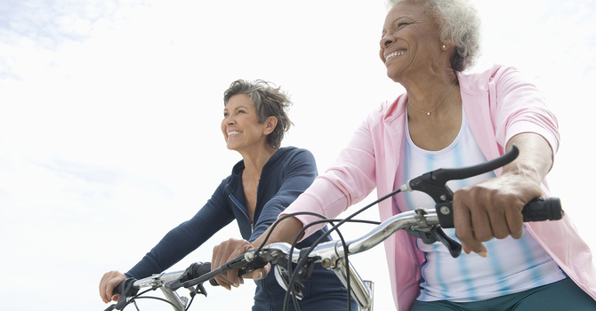 Exercise and Fitness Tips for Mature Adults image