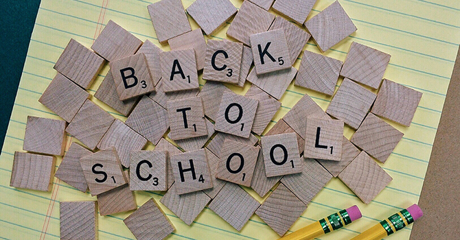 Back-To-School Health Tips image